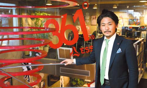 株式会社ESSPRIDE 代表取締役CEO 西川 世一 様