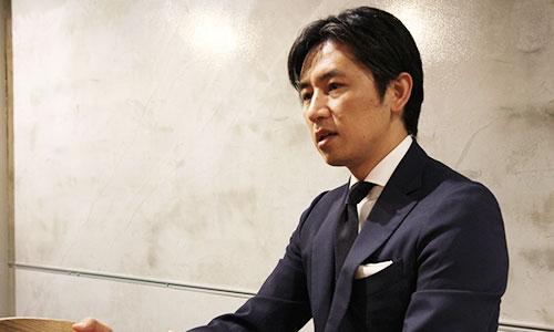株式会社ホープ 代表取締役社長兼CEO 時津孝康 様